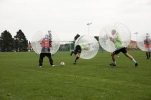 Bumper fotboll