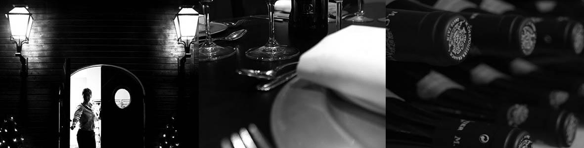 Middag i mörker, Svartkrogen